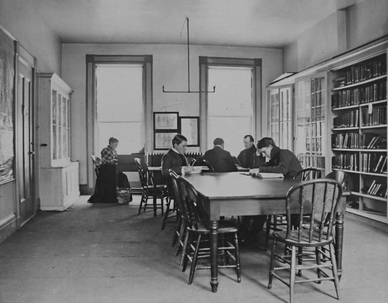 1897 Dentisty Library