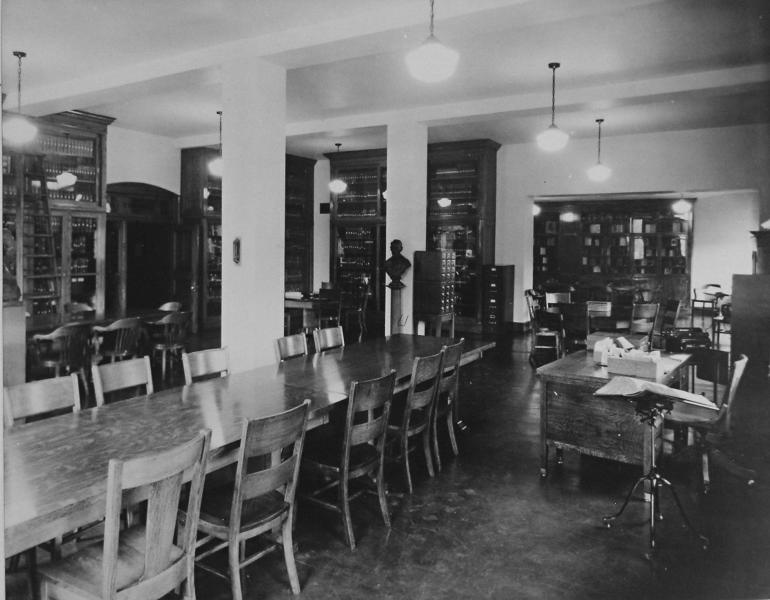 Dentistry Library, 1940