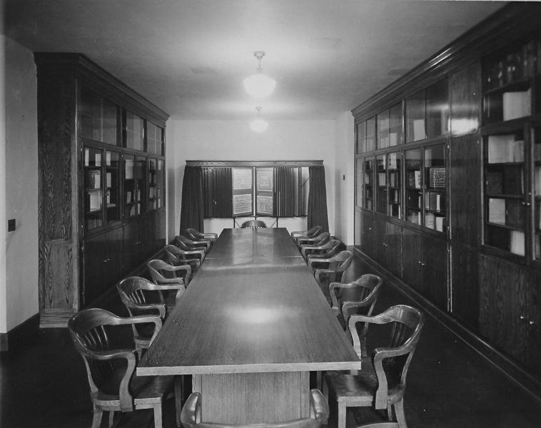 Dentistry Library, North Room