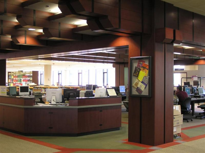 Taubman Health Sciences Library