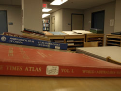 Atlases Collection, Items