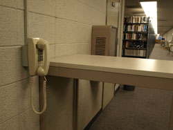 Campus Phone, 4th Floor