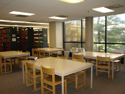 Study Spaces, 3rd Floor