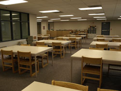 Study Spaces, 4th Floor