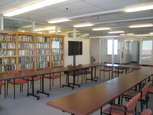 Teaching Space, Special Collections, Hatcher, 8th floor