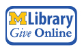 MLibrary Online Giving Button