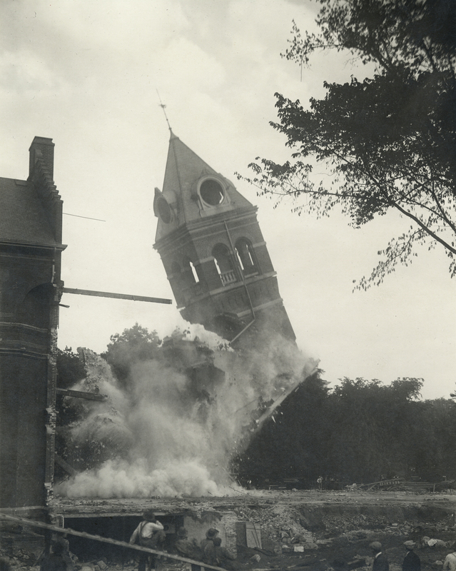 General Library Razing (1918)