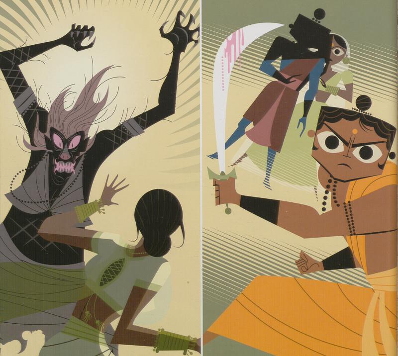 Shurpanakha's Attack