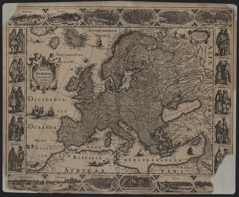 Nova Europae Descriptio