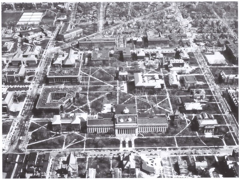 Aerial view from 1942