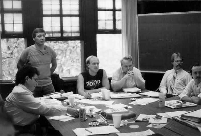 MOHR Board Meeting