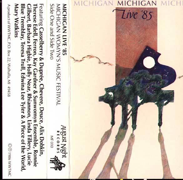 Michigan Live '85
