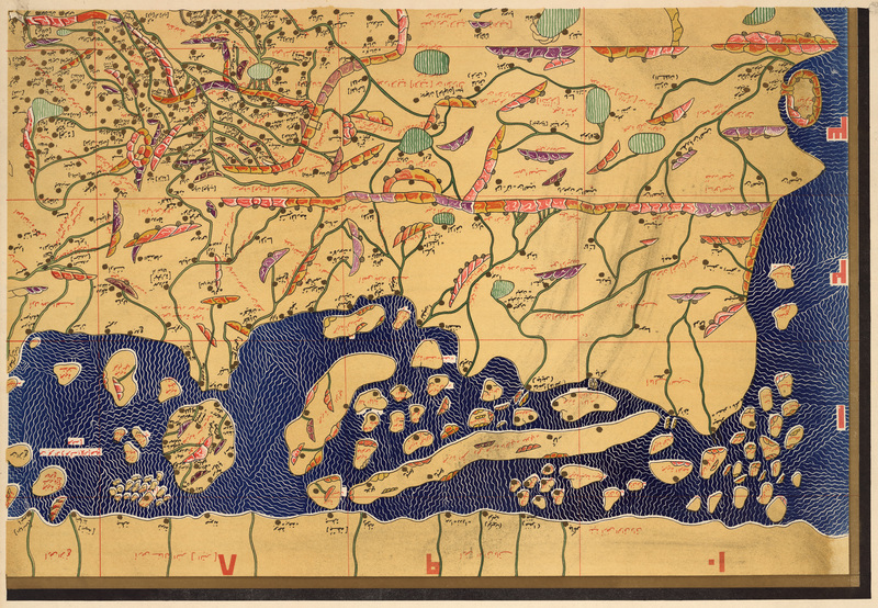 Maps and map making in india pre colonial maps online exhibits pre colonial maps gumiabroncs Images