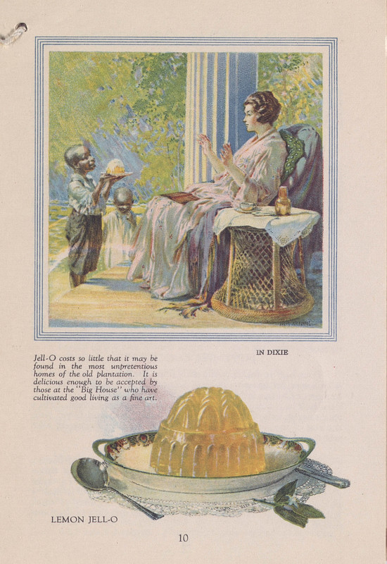Jell-O, America's most famous dessert, at home everywhere (1922); p. 10