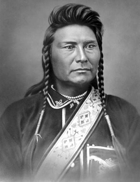 Great Native American Chiefs | Group of Native American Chiefs