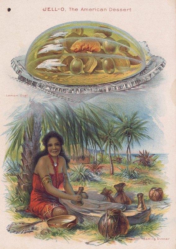 Desserts of the world (1909); p. [11]