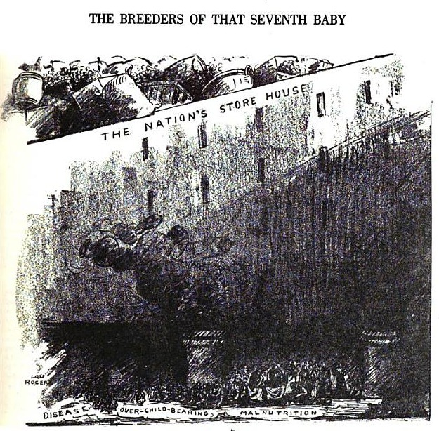 The Breeders of that Seventh Baby