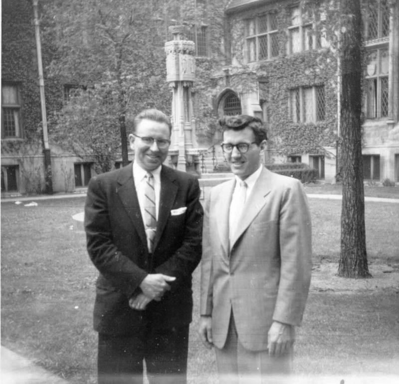 Hal Lawson & David Whitney Brewer