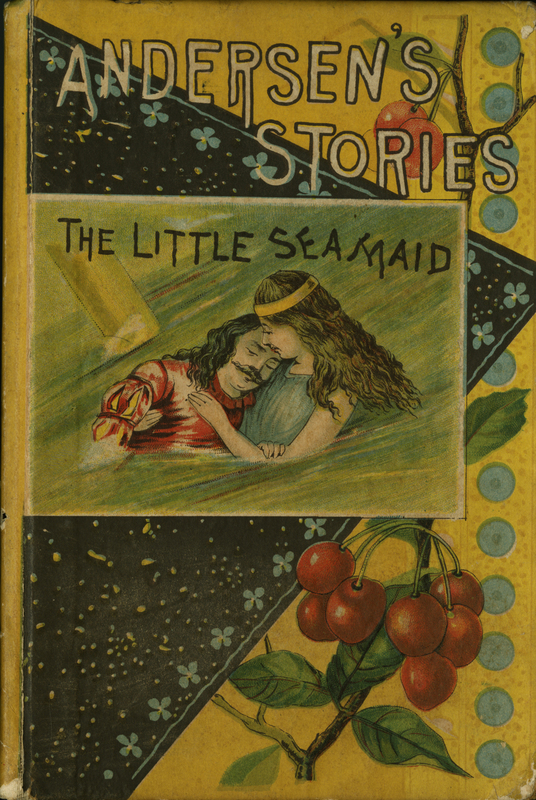 Cover of The Little Seamaid