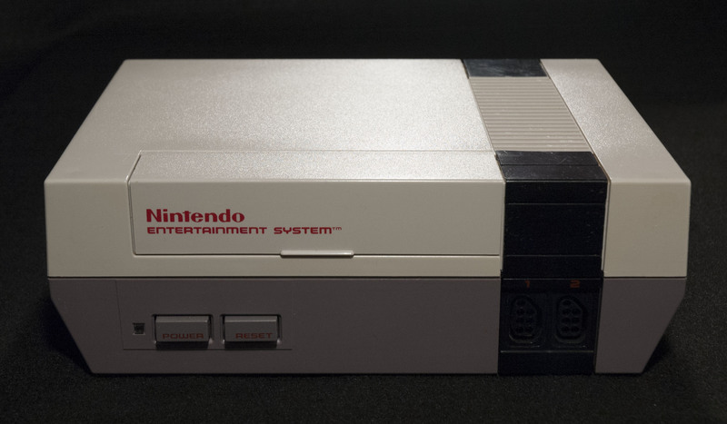 Nintendo Entertainment System (NES) Outside