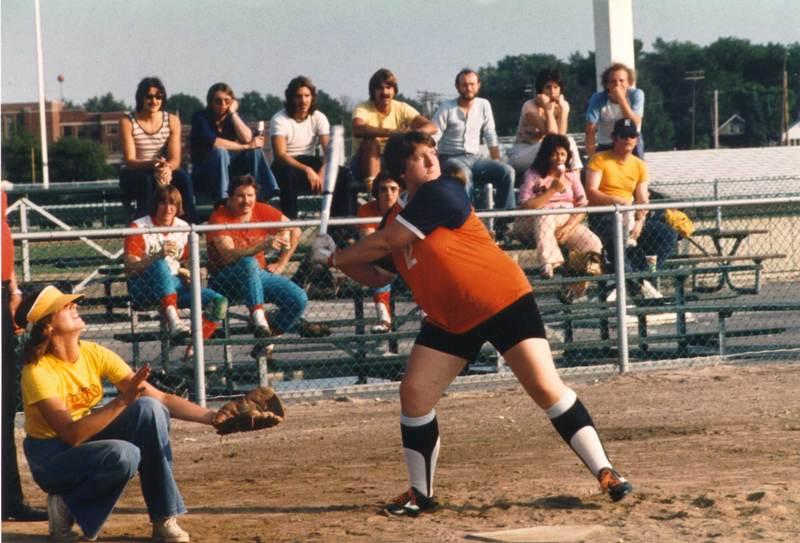 Game at Softball City