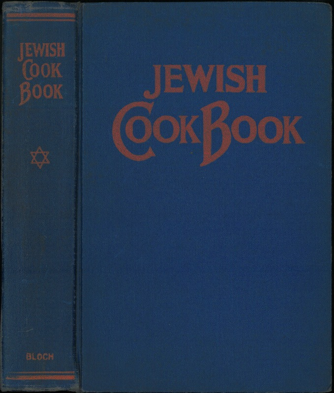 The Jewish Cook Book