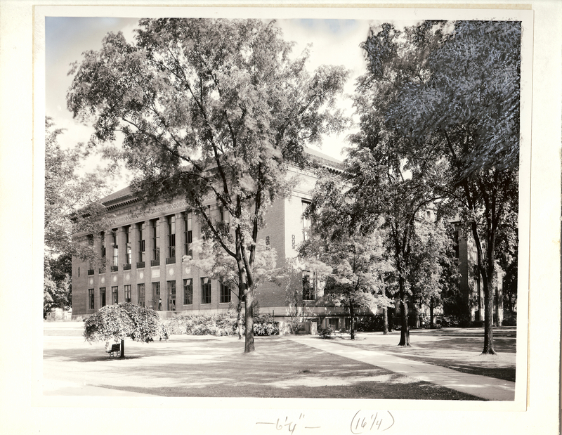 General Library after 1920