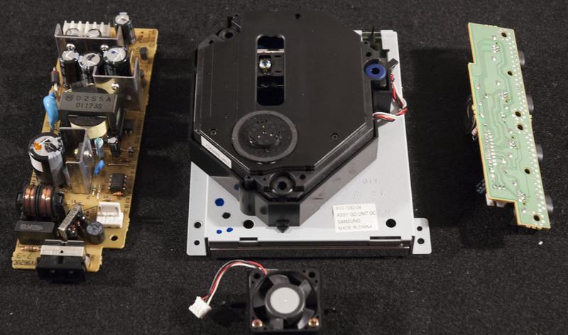 Sega Dreamcast Inside
