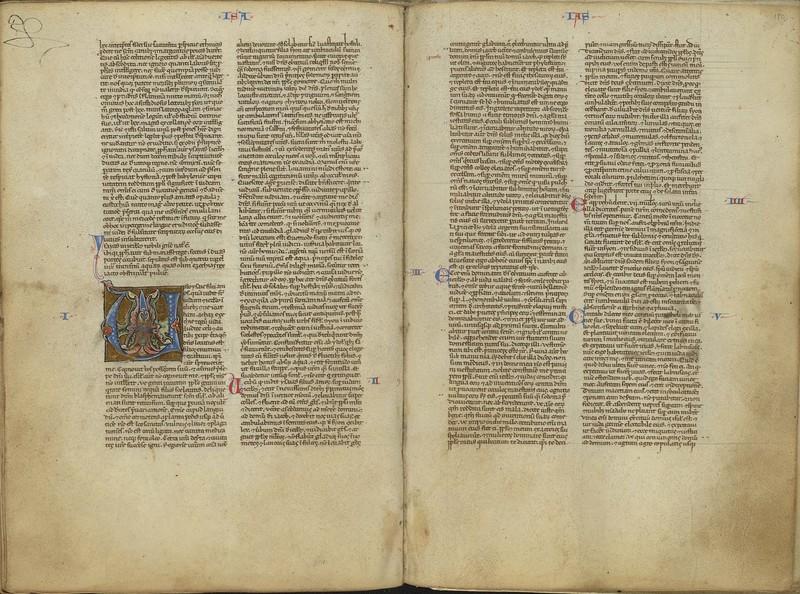 Biblia Latina s.XIII