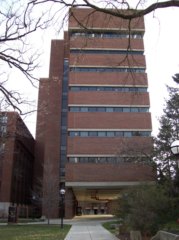 Harlan Hatcher Graduate Library, South Building