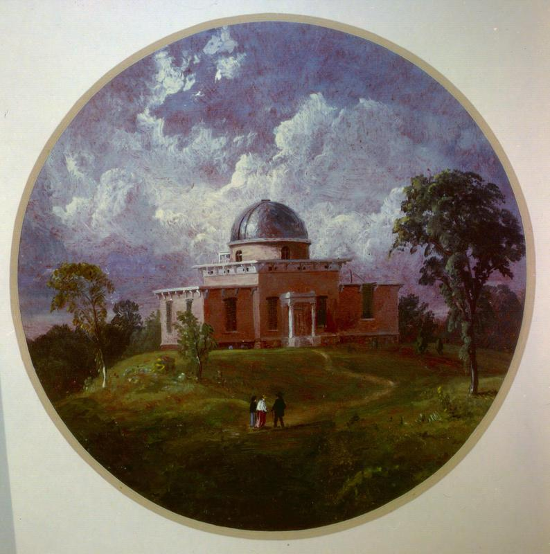 The Detroit Observatory of the University of Michigan