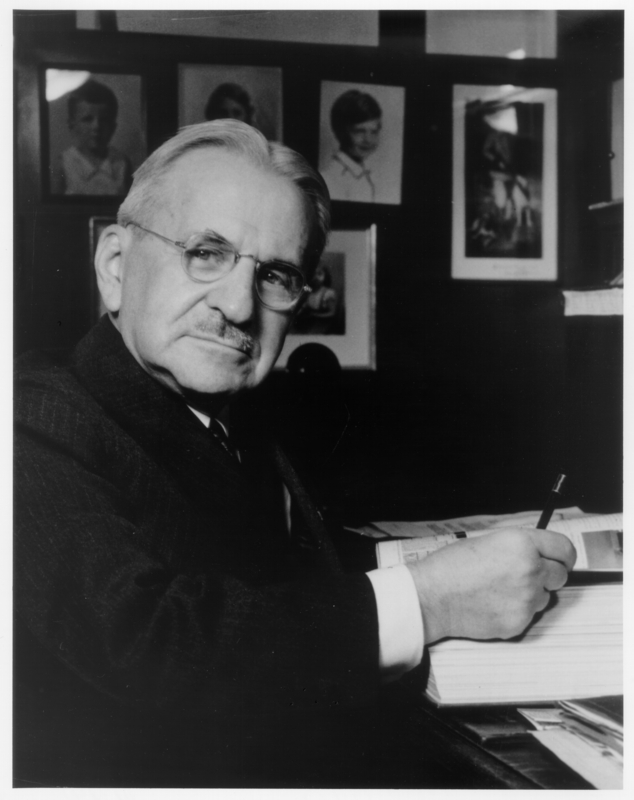 Albert Kahn, the Architect of the General Library