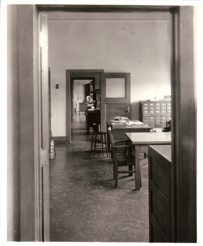 General Library Administration Department, June 1927