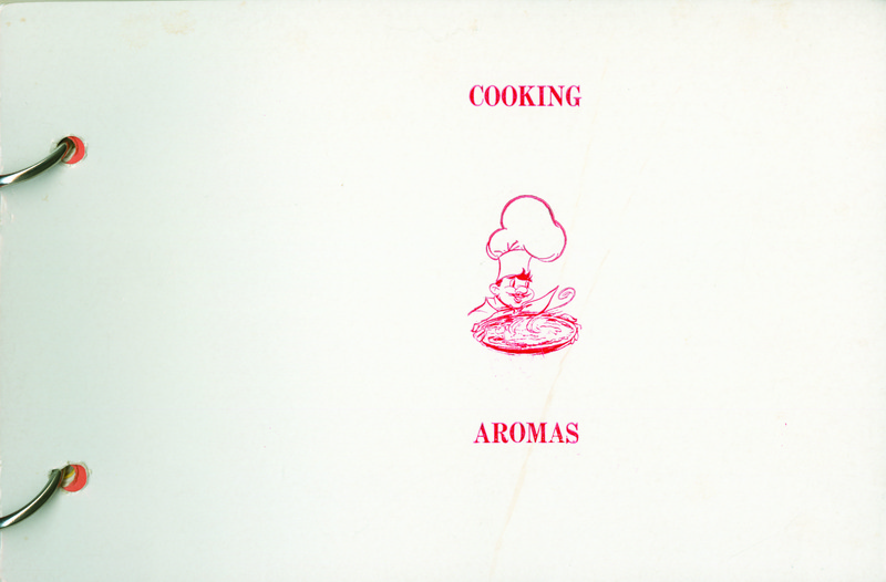 Cooking Aromas Dedicated to the Great Chefs of Temple Beth Torah Sisterhood
