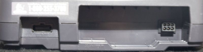 Nintendo 64 Back Ports