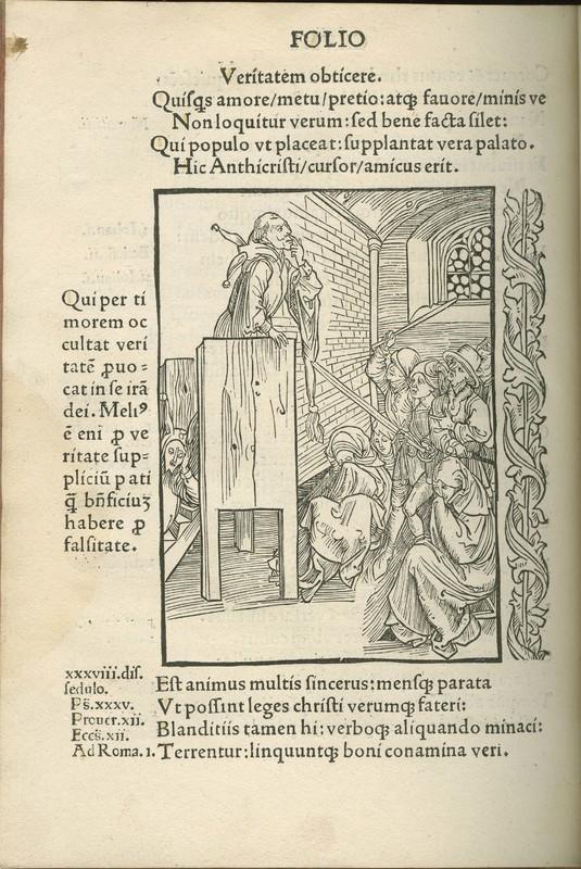 <em>Das Narrenschiff [Latin] Stultifera navis</em>