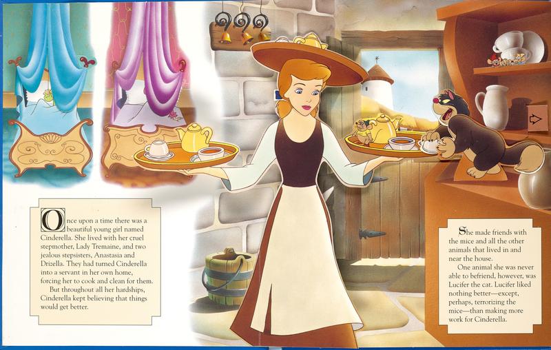 <em>Walt Disney's Cinderella: Pop-up Book</em>