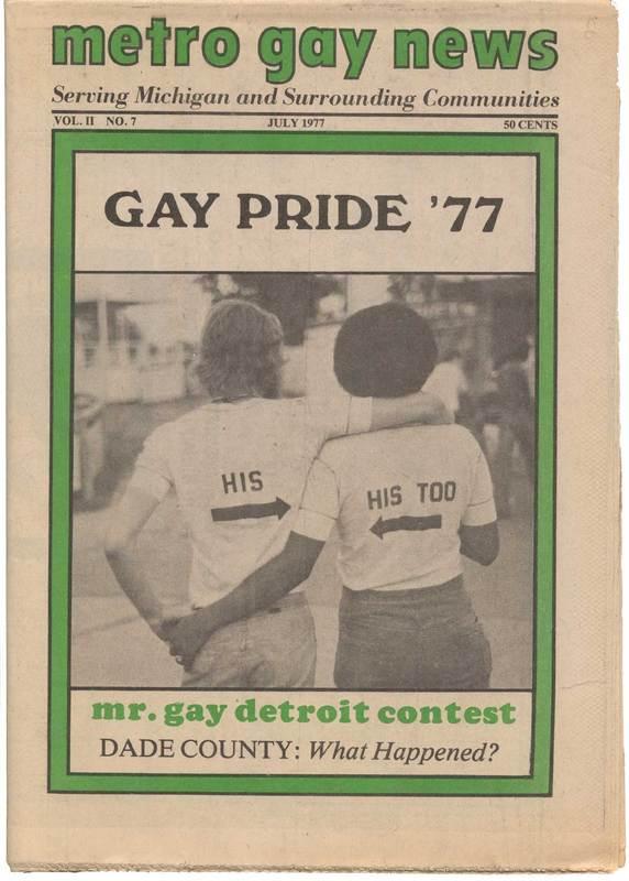 Metro Gay News