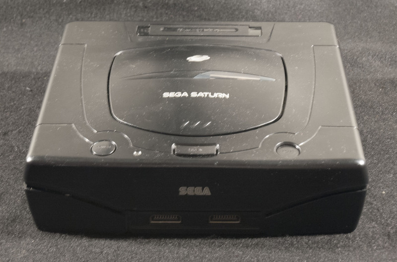 Sega Saturn Outside