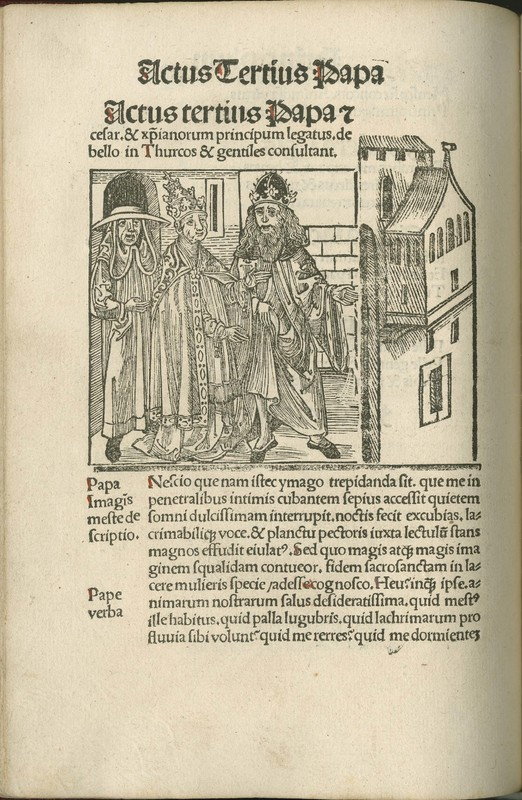 <em>Panegyricus ad Maximilianum. Tragoedia de Turcis et Soldano. Dialogus de heresiarchis</em>
