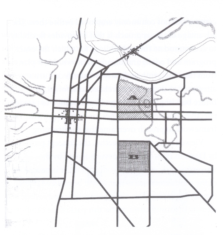 Ann Arbor Land Company parcels map