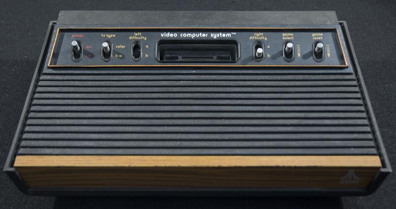 Atari 2600 Outside