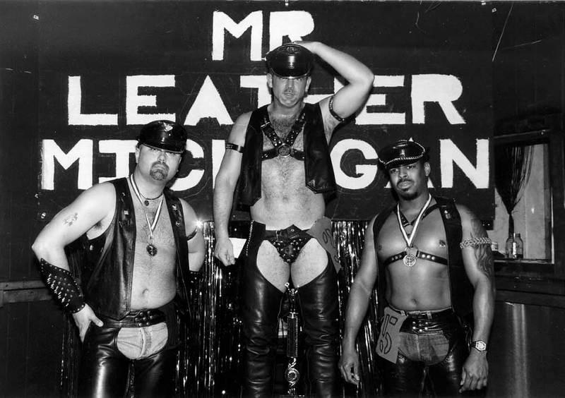 Mr. Leather Michigan Contest 1999