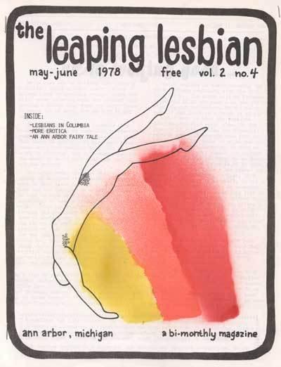 Leaping Lesbian Publication