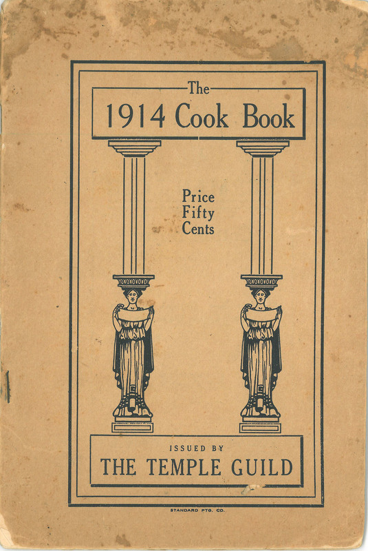 The 1914 Cook Book
