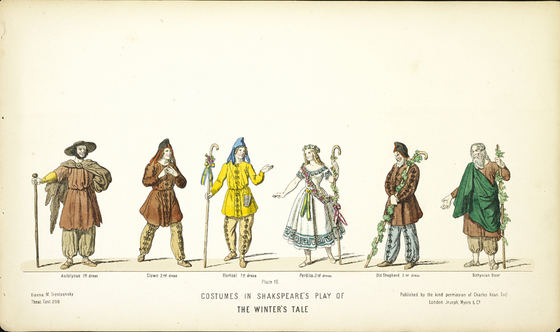Shakespeare on Page and Stage | Embodying Characters · Online Exhibits