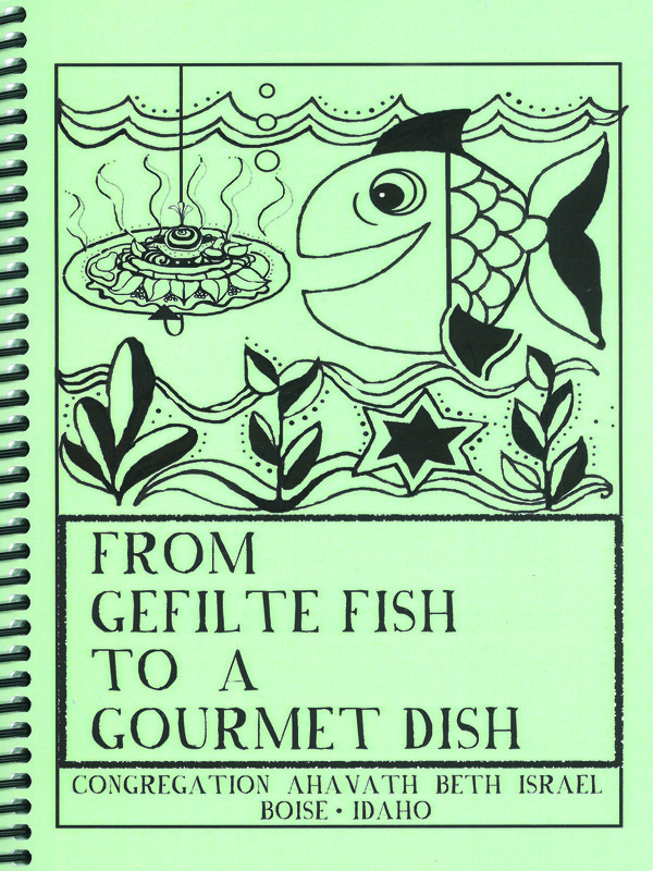 From Geflite Fish to a Gourmet Dish