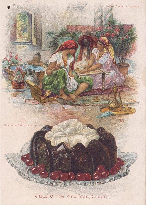 Desserts of the world (1909); p. [9]