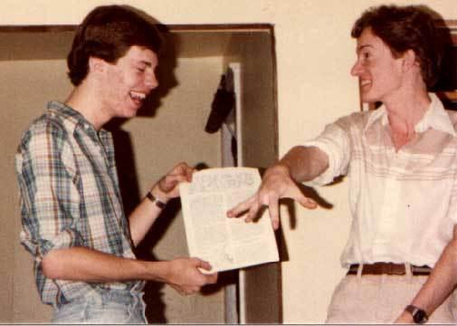 Scott Dennis & Jeff Schunk