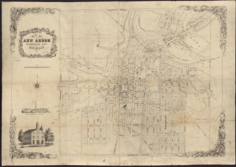 City of Ann Arbor, Washtenaw County, Michigan